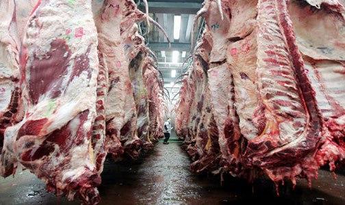 Exportaciones argentinas de carne en niveles muy bajos