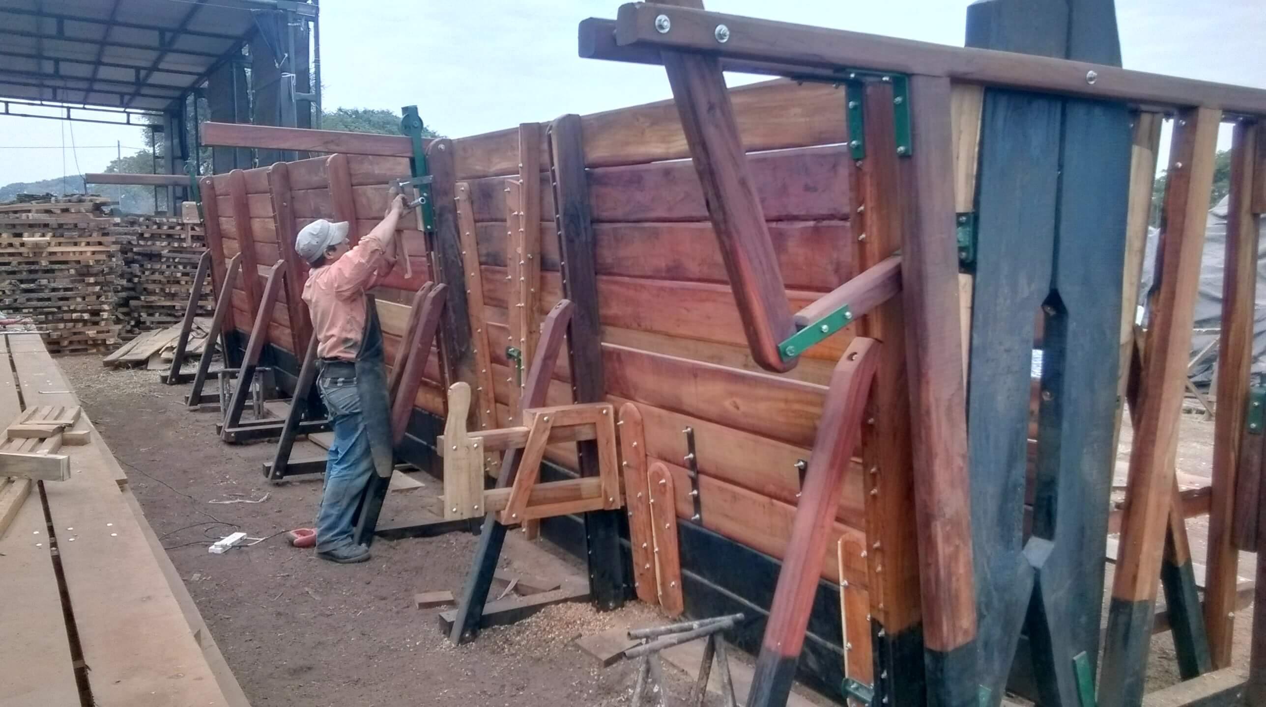 Nuestra fábrica de artículos rurales se consolida en Chaco
